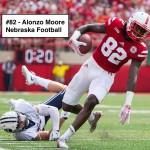 Nebraska's Alonzo Moore